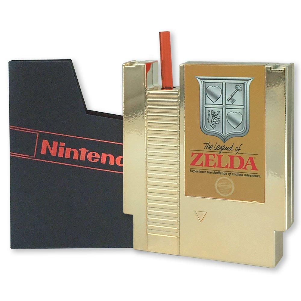 The Legend of Zelda NES Cartridge Canteen - Only at GameStop   GameStop