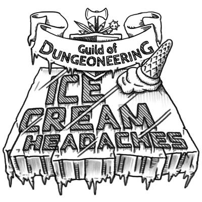 Guild of Dungeoneering Ice Cream Headaches Expansion Pack