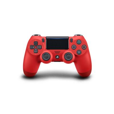 Sony DUALSHOCK 4 Magma Red Wireless Controller