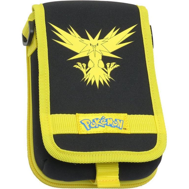 Nintendo 3DS XL Pokemon Zapdos Travel Case