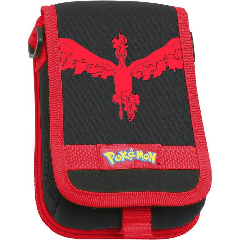 Nintendo 3DS XL Pokemon Moltres Travel Case