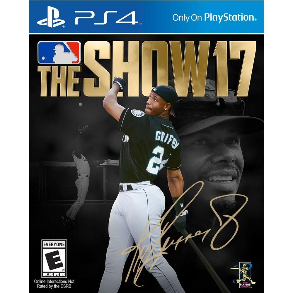 Mlb The Show 17 Playstation 4 Gamestop