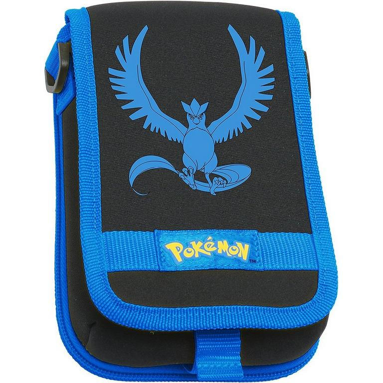 Nintendo 3DS XL Pokemon Articuno Travel Case