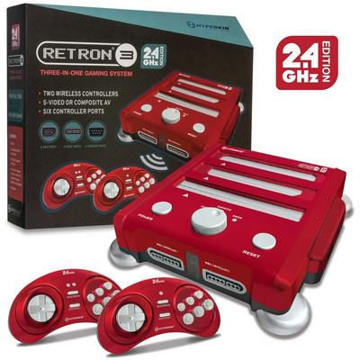 Retron 3 Gaming System