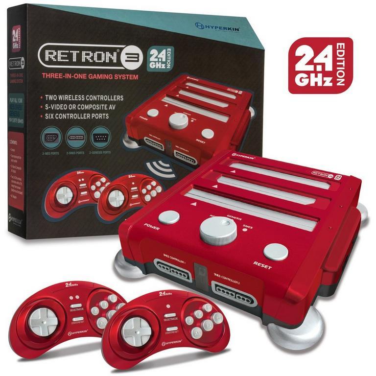 Retron 3 Gaming System