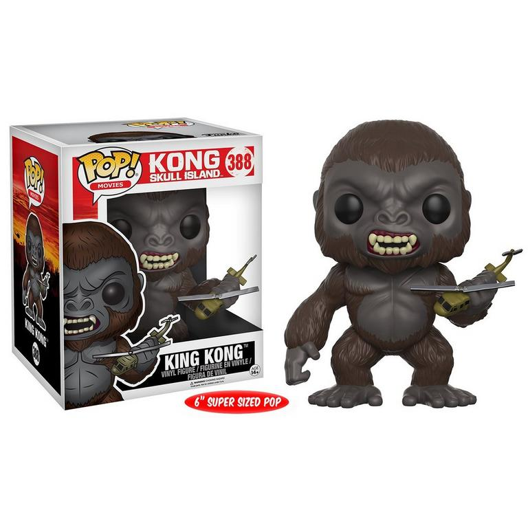 POP! Movies: Kong Skull Island - King Kong 6 inch Figure