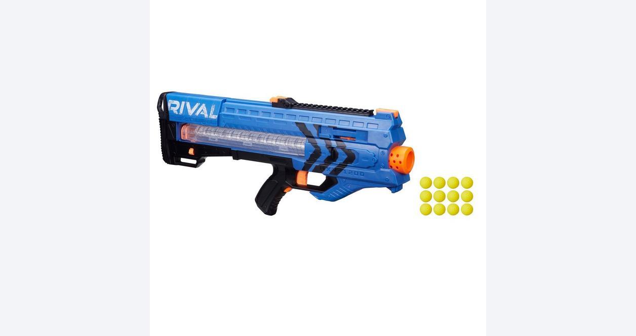 Nerf Rival Zeus MXV-1200 Team Blue Blaster