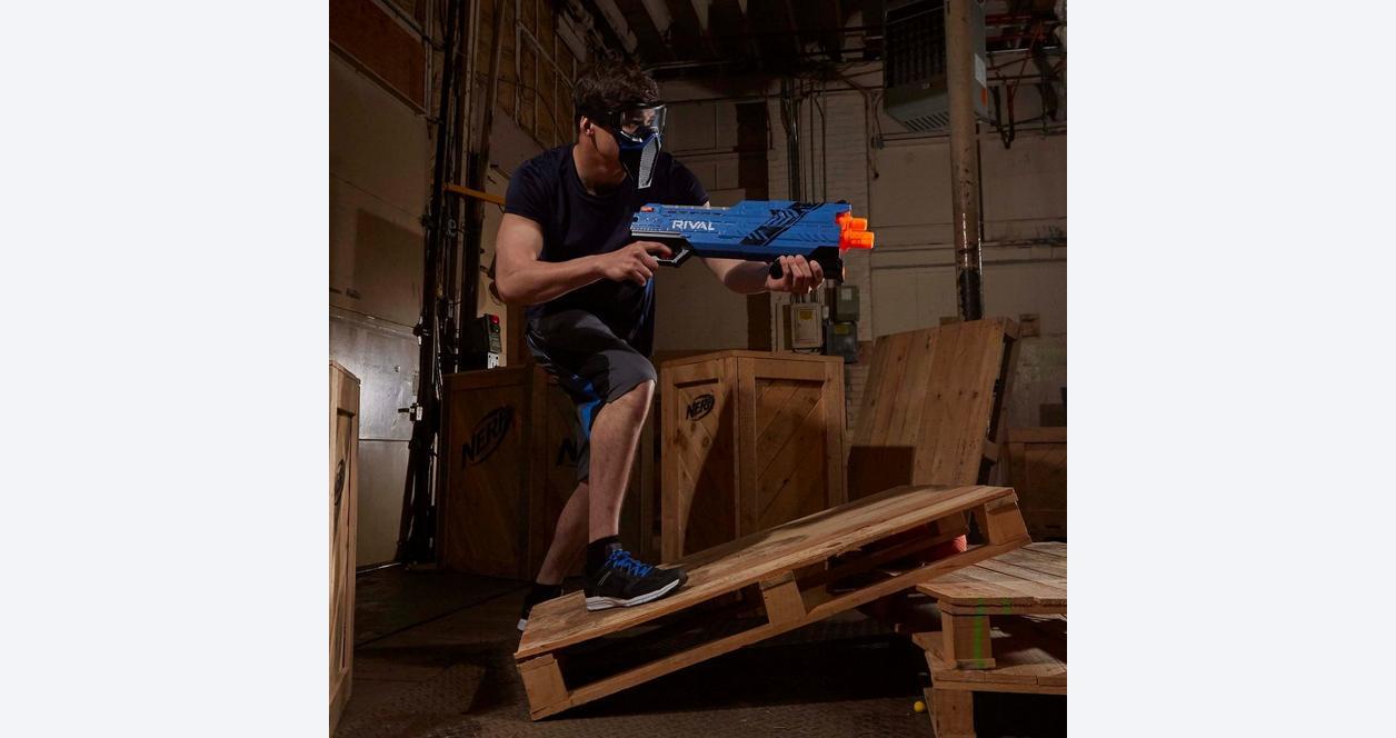 Nerf Rival Atlas XVI-1200 Team Blue Blaster