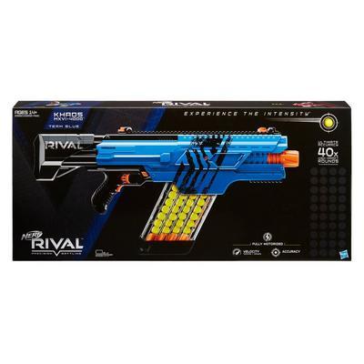 Nerf Rival Khaos MXVI-4000 Blaster - Blue