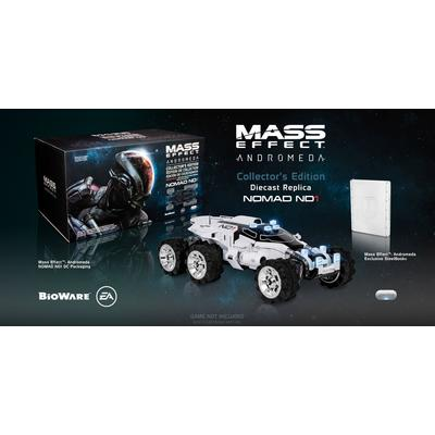 Mass Effect Andromeda - Diecast Model Nomad ND1 Collector's Edition