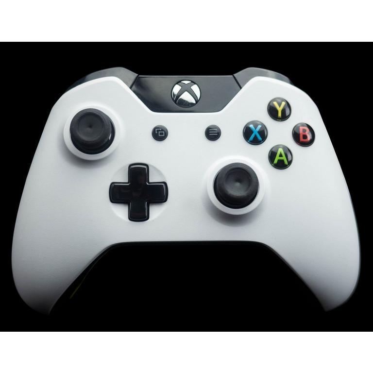 Microsoft Xbox One Snow Wireless Controller