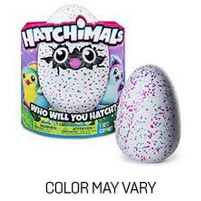 Hatchimal Pengualas Teal Egg