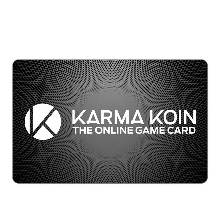 InComm Digital Nexon Karma Koin $100 eCard Download Now At GameStop.com!