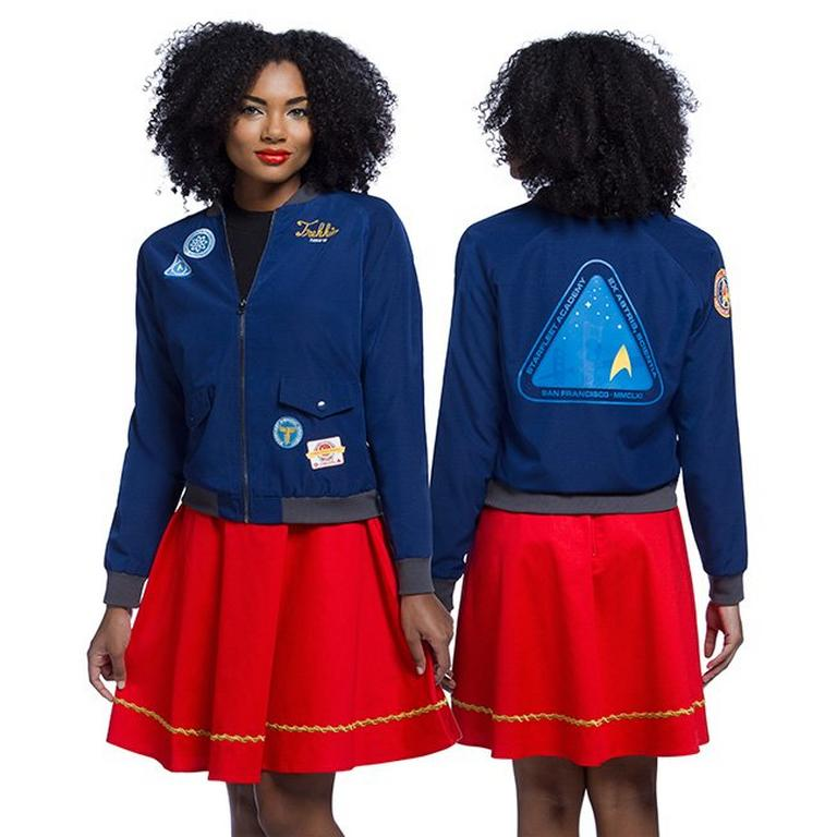 Star Trek The Original Series Uniform Skirt
