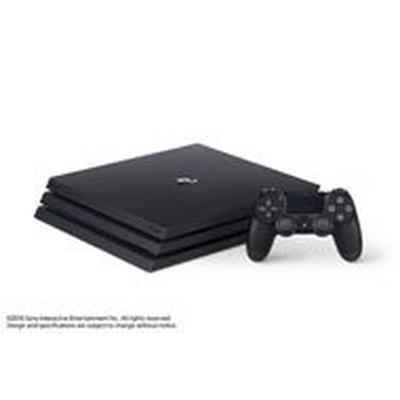 PlayStation 4 Pro 1TB System