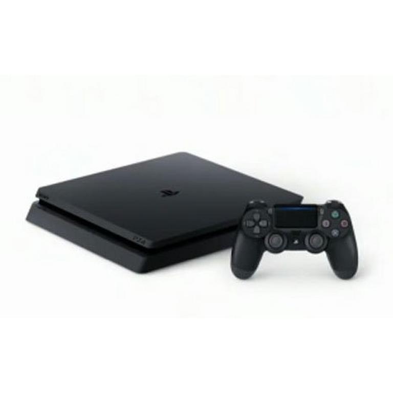 Sony PlayStation 4 Slim 500GB Console Black