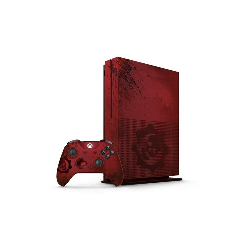 Xbox One S 2TB Gears of War 4 System