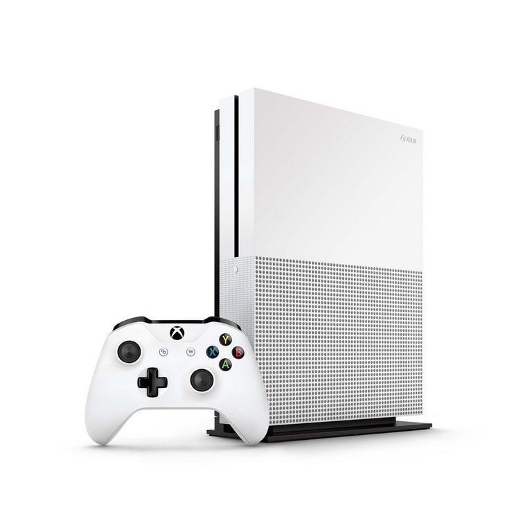 Microsoft Xbox One S 1TB Console White