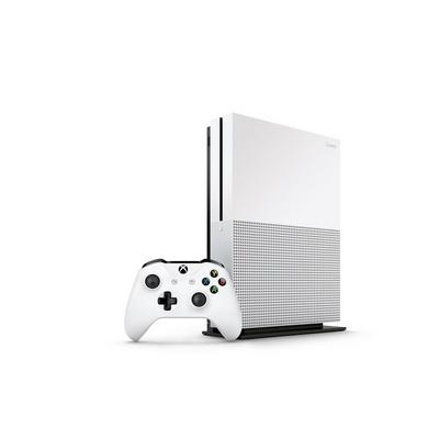 Xbox One S 500GB White System