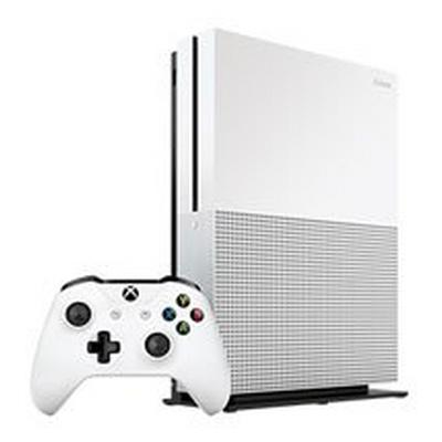 Xbox One S White 500GB (GameStop Premium Refurbished)
