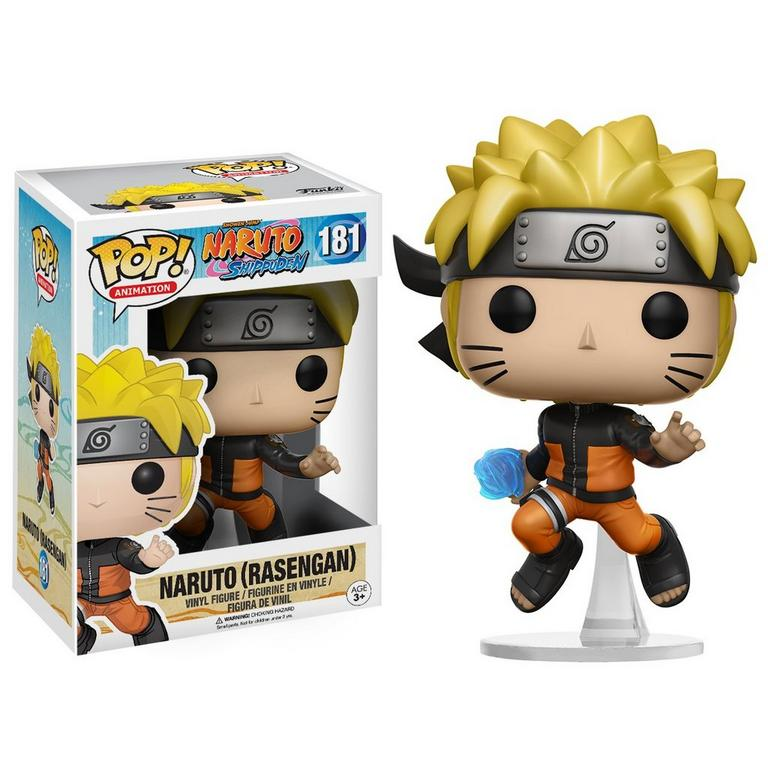 POP! Anime: Naruto Shippuden - Naruto (Rasengan)