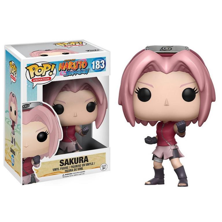 POP! Animation: Naruto Shippuden Sakura