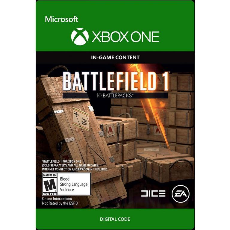 Battlefield 1 - Battlepack x10