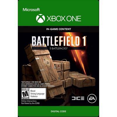 Battlefield 1 - Battlepack x5