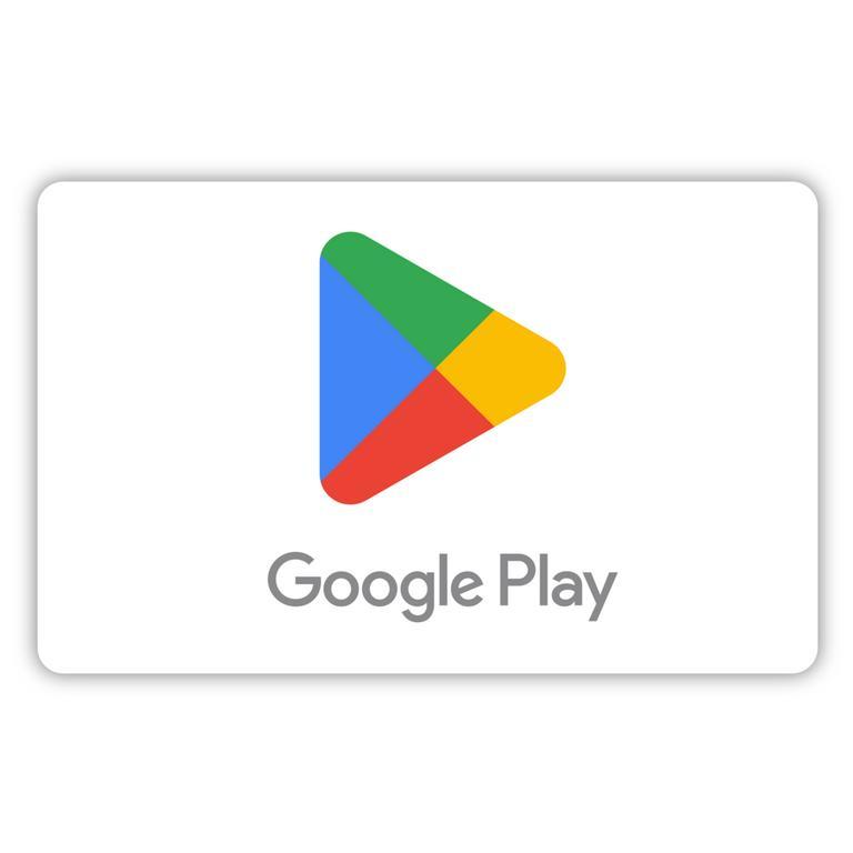 Google Play $25 eCard