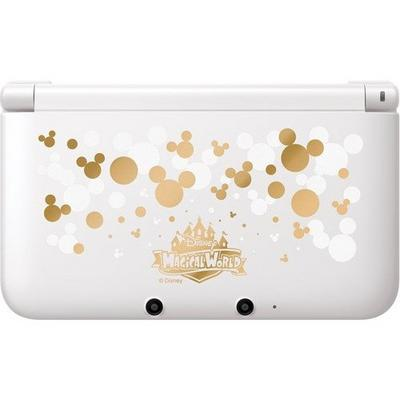 Nintendo 3DS XL System - Disney Magical World - White