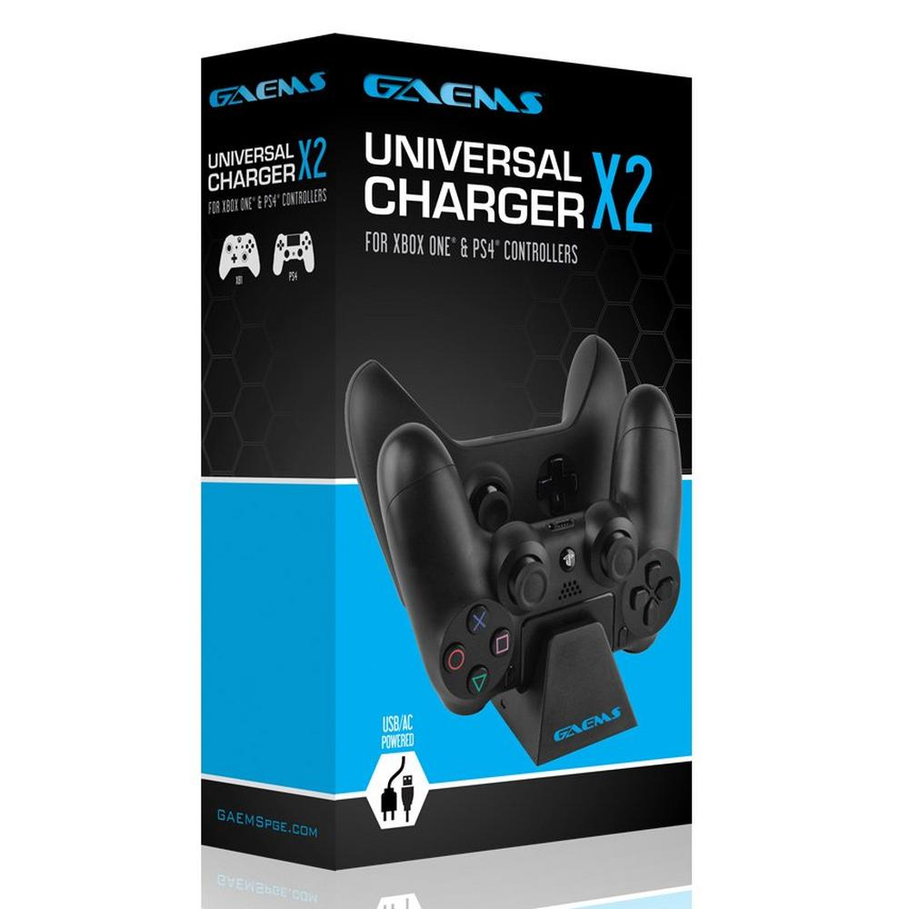 Universal Charge Dock for PS4 and Xbox One | <%Console%> | GameStop
