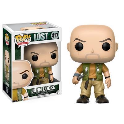POP! TV: Lost - John Locke