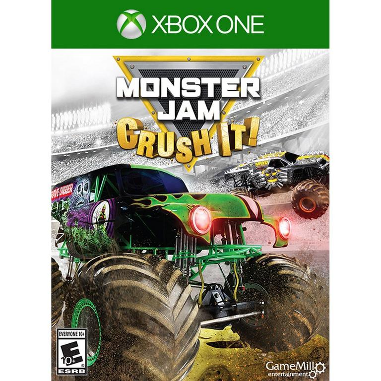 Monster Jam Crush It Xbox One Gamestop