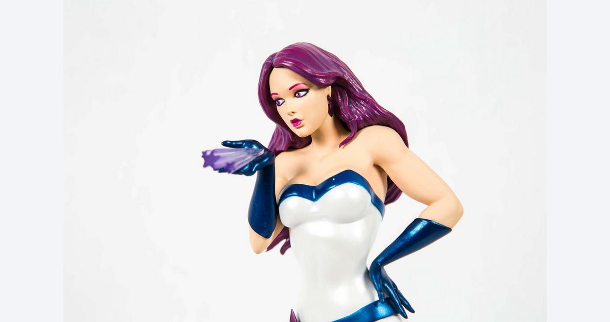 Marvel Gallery Jessica Jones as Jewel Statue