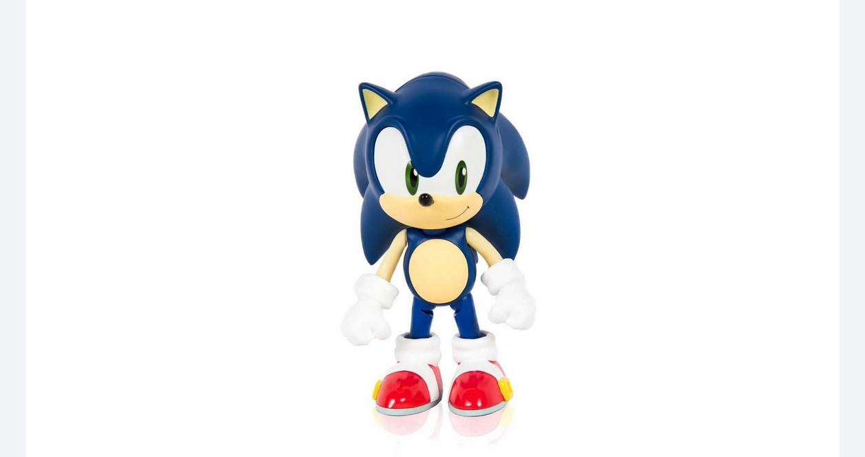 Sonic The Hedgehog Nendoroid Figure