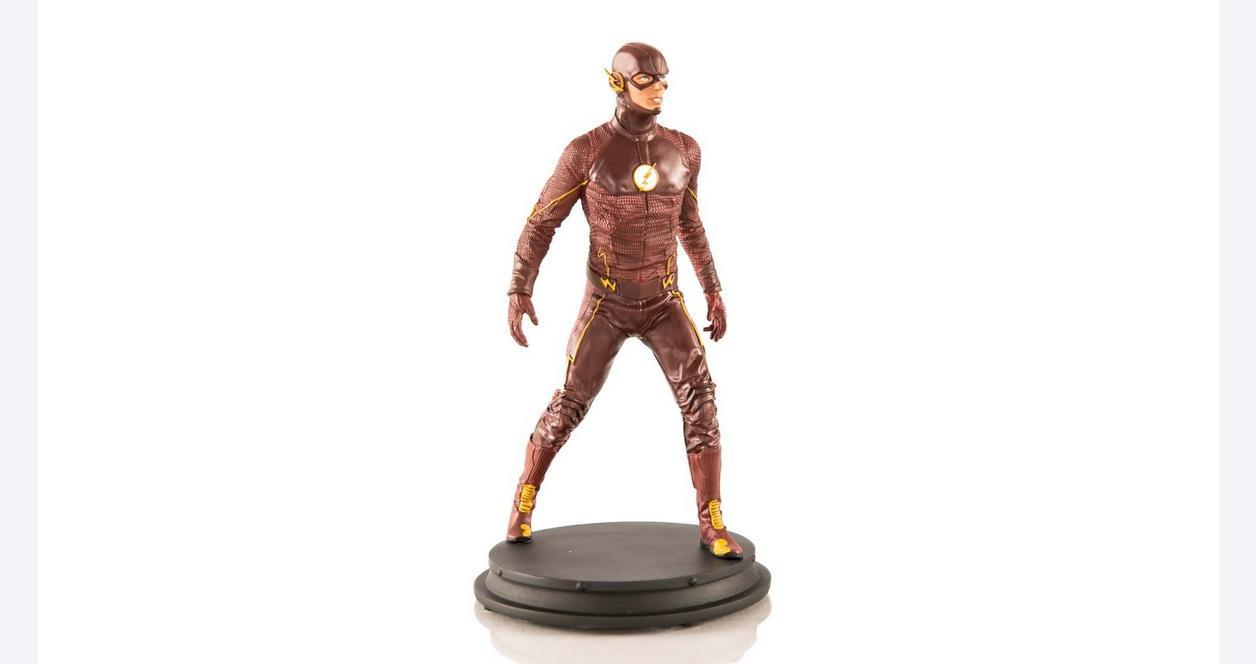 The Flash TV The Flash Season 2 Suit PX Statue