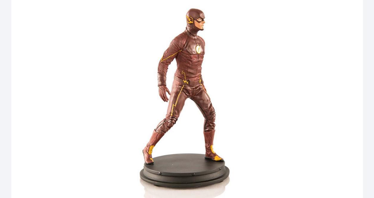 Flash TV: Flash Season 2 Suit PX Statue