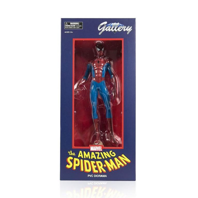 Spider-Man Marvel Gallery Statue