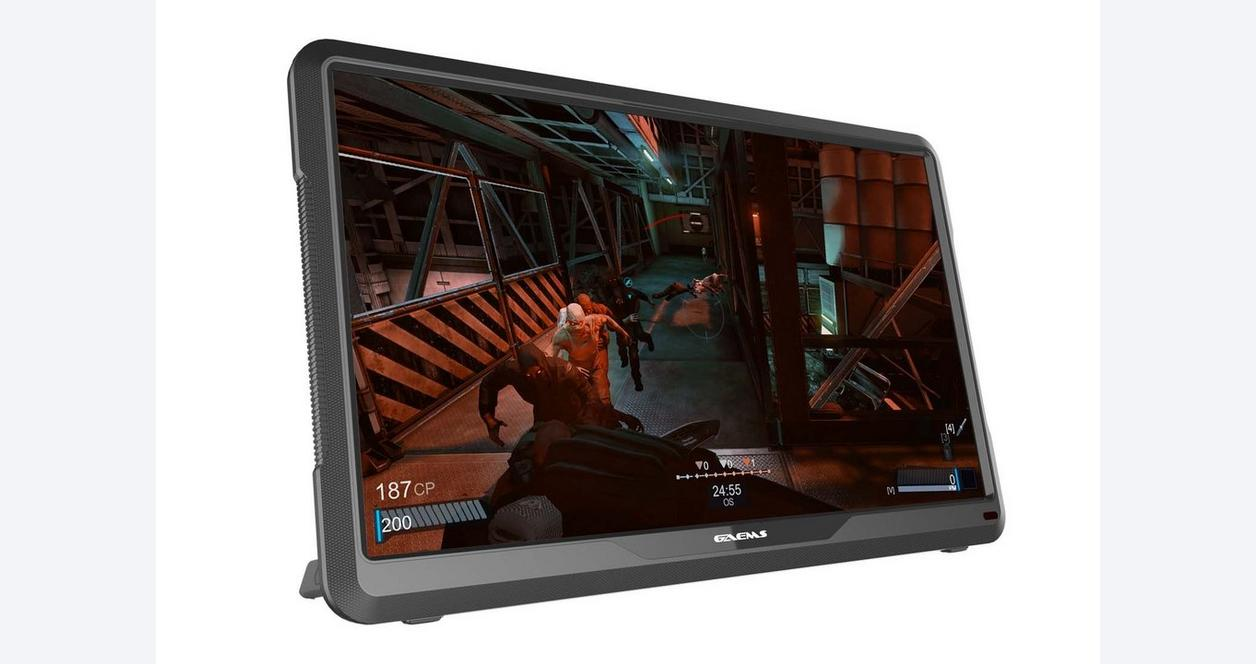 M155 Performance Gaming Monitor 15.5 in with Backpack