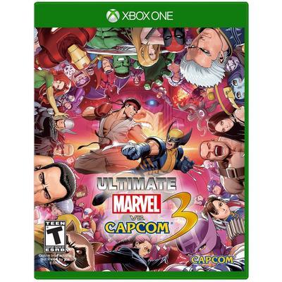 Ultimate Marvel vs Capcom 3 Only at GameStop