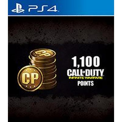 Call of Duty: Infinite Warfare 1,100 Points