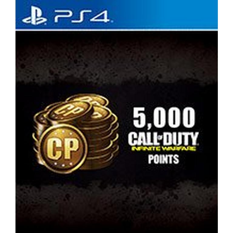 Call of Duty: Infinite Warfare 5,000 Points