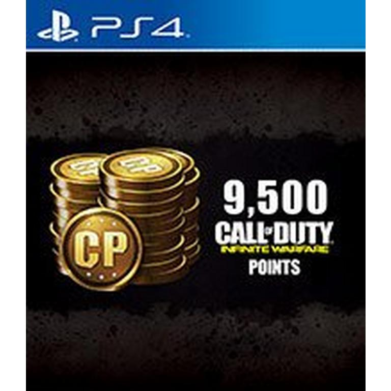 Call of Duty: Infinite Warfare 9,500 Points