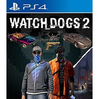 Watch Dogs 2 Root Access Pack