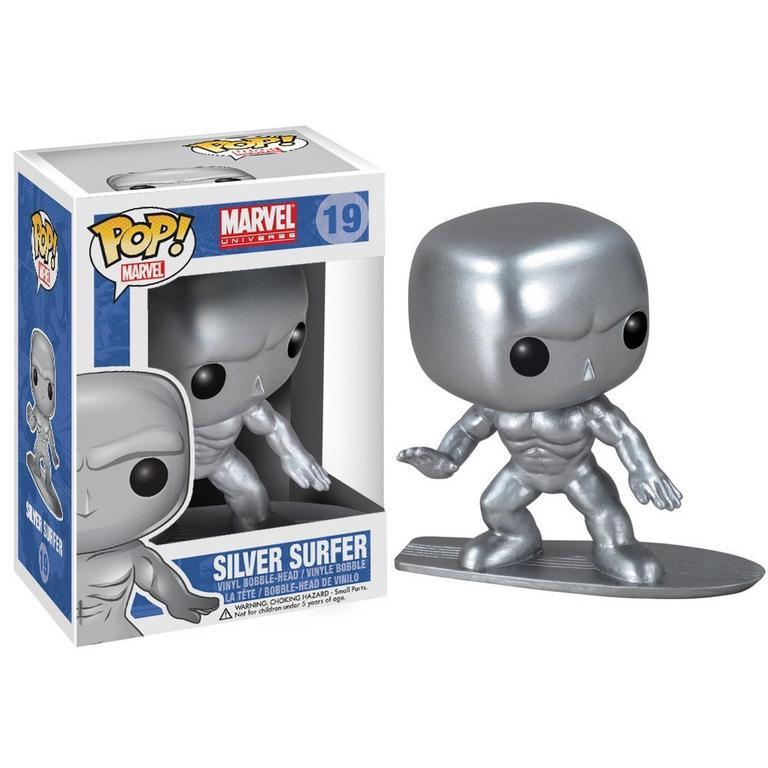 POP! Marvel: Silver Surfer