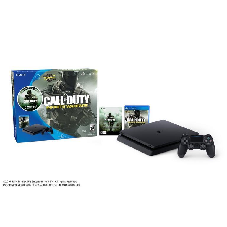PlayStation 4 500 GB Call of Duty: Infinite Warfare Legacy Bundle