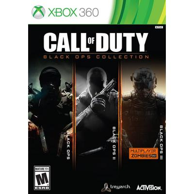 Call of Duty: Black Ops Collection 1-3