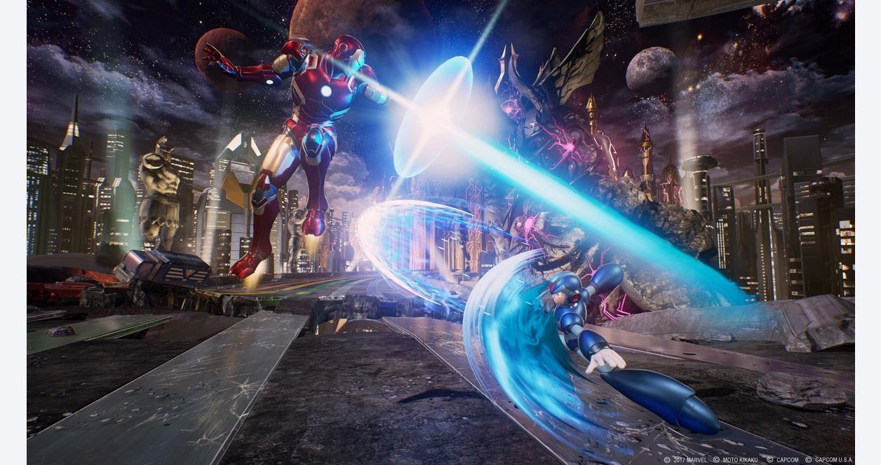 Marvel vs  Capcom: Infinite Collector's Edition | Xbox One