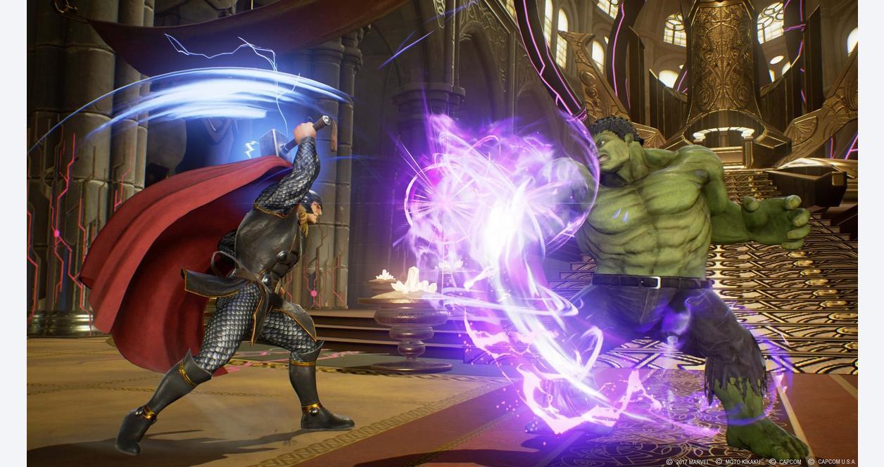 Marvel vs. Capcom: Infinite Collector's Edition
