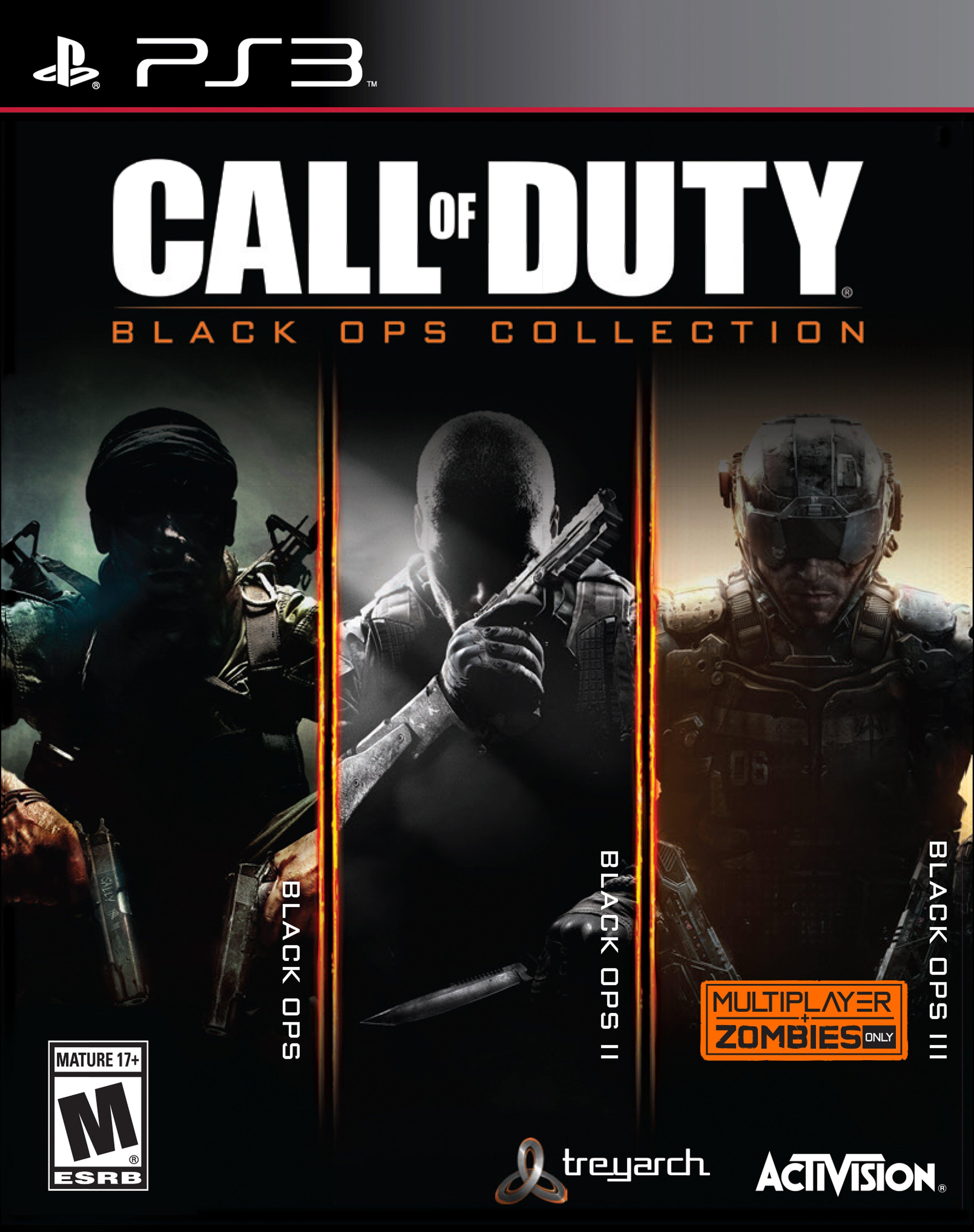 Call of Duty: Black Ops Collection 1-3 | PlayStation 3 | GameStop